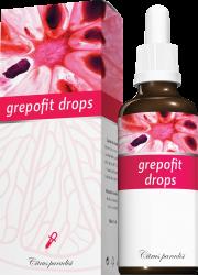 Další strávní doplňky - Grepofit DROPS